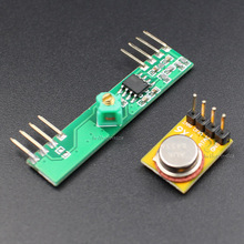 RF Link 434MHz Wireless Transmitter and Receiver Module