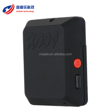 micro chip tracking device audio video recording personal gps tracker X009