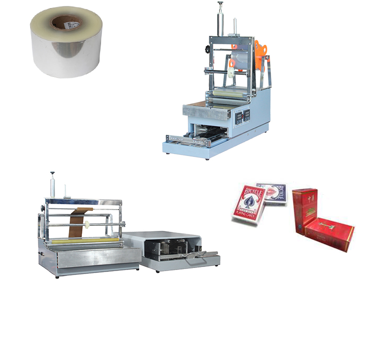 Hot Sale Transparent Film Packing Packaging Machine