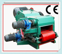 CS 2015 CE approved Tree cutting machine for cutting tree to wood chips wood chipping machine for sale