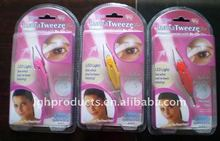 LED Eyebrow Tweezers