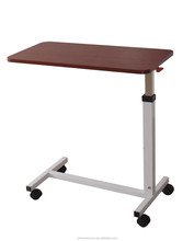 Hospital Patient Overbed Table For Model WN647