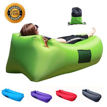 Factory Wholesale Inflatable Lazy Sack, New Design Outdoor Furniture Bean bag