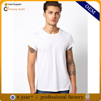 New promotion tshirt cotton plain sublimation