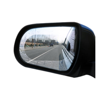 Anti Fog Film Car Rearview Mirror Protective Film Rainproof Mirror Window Clear Protective Auto Stickers