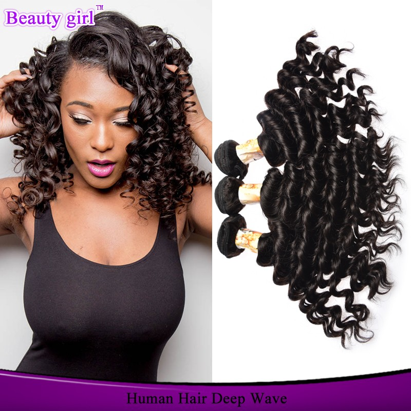 2016 hot selling best aliexpress hair vendors virgin 10 inch Deep Wave Brazilian Hair