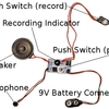 Voice Recording Module Recorder Chips Sound