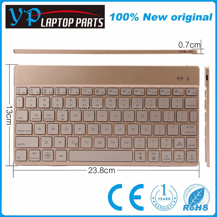 Extremely convenient to carry wireless bluetooth android keyboard 360 days sand by