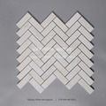 Cheap Price Herringbone Mosiac Tile Marble