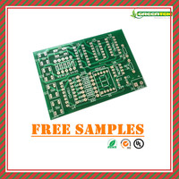 mp3 player and audio player circuit bare board pcb