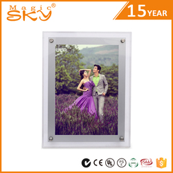 Cheap 3D effect photo family tree photo picture frame