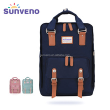 2017 New SUNVENO Nursery Diaper Bags Large Capacity Nappy Bag Multifunctional Travel Backpack Fashion Handbag Baby Changing Bag