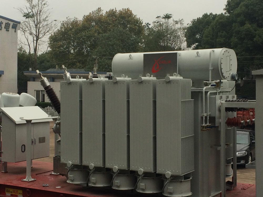 Mobile Transformer GIS Substation 110KV