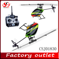 2.4 G 6 Channel Single Blade RC Helicopter