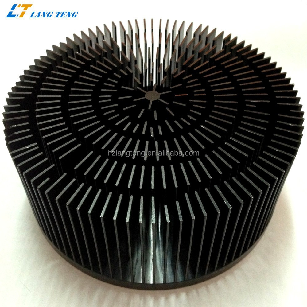 <strong>Aluminum</strong> Heatsink for 80~100W LED Tracking Lighting