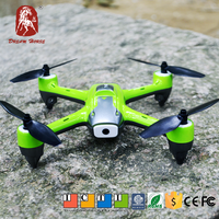 Long flight time uav led strobe light rc drone quadrocopter wifi, rc helicopter with camera
