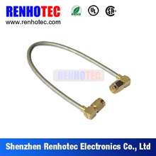 coaxial cable with sma male to sma female connector RF pigtail cable assembly