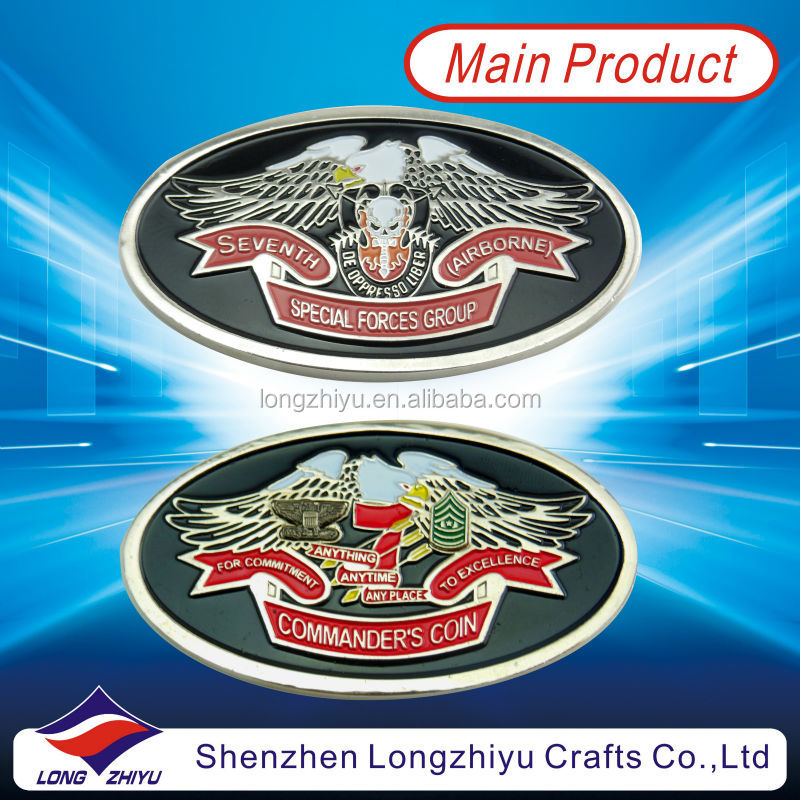 Oval silver enamel funny coins,souvenir zinc alloy coins,3D UK coin collecting medal coins with your own logo design