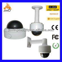 Vandal-proof TOP 10 5 Megapixel HD-SDI Fish EYE Wide Dual Lens Zoom Camera (JD-IP130DV/H)