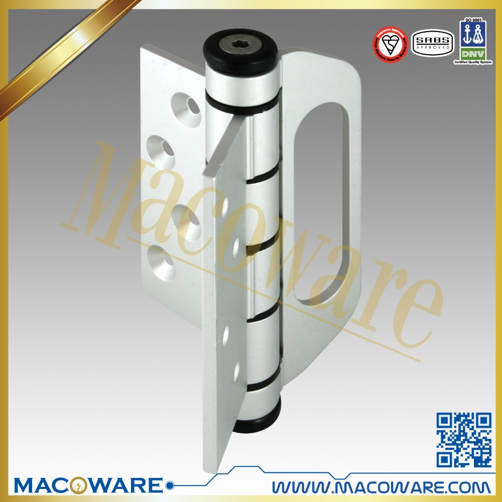 HE09 Aluminium Pull Handle Partition Hinge