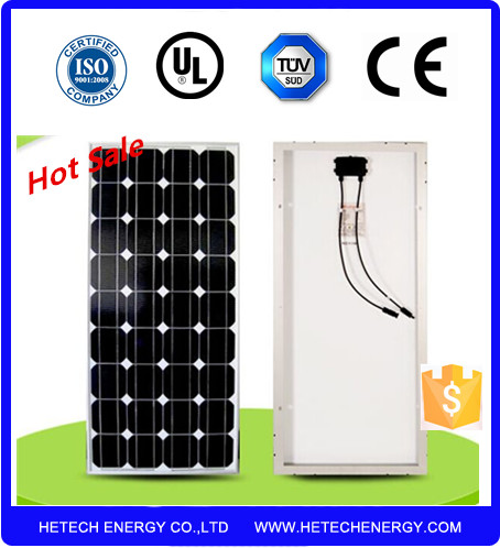 80w mono solar panel for sale/ A grade factory direct china solar panel cost