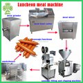 automatic luncheon machine | beef luncheon meat machine