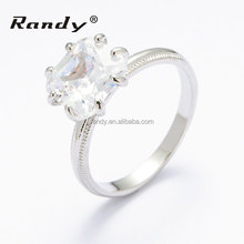 Fashion accessory men/women wedding engagement rings