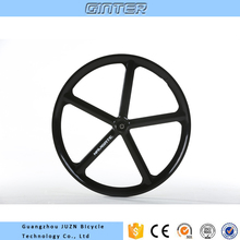 magnesium alloy 5 spoke fixie wheels