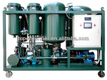 Brake fluids and refrigeration moblie oil puruficator plant for filtering waste transformer oil