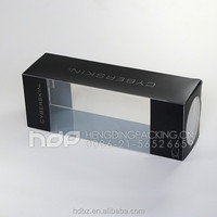 customized Thin rectangular clear plastic boxes, Plastic utility box