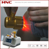 HNC factory offer laser acupuncture stimulator to treat sports injury, wounds, arthritis, pain relief