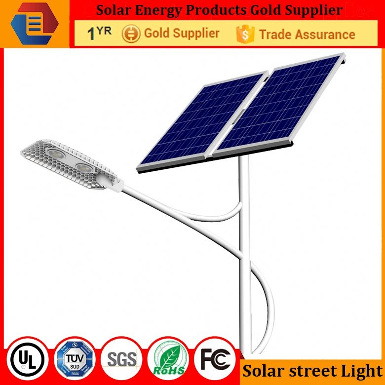 High performance and Low price IP67 Power valley Baoding 20W led solar street light /LYBRSST5MC518
