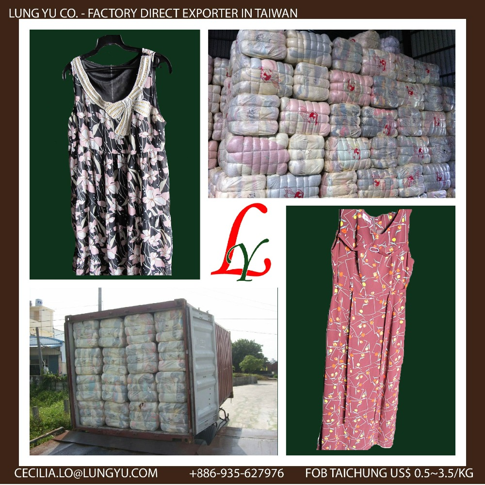 Asia cream quality bulk wholesale used ladies office clothing distributors