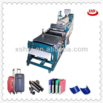 pe plastic foam sheet extrusion machine