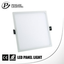 New style white square wall mounted 15w led ceiling panel light