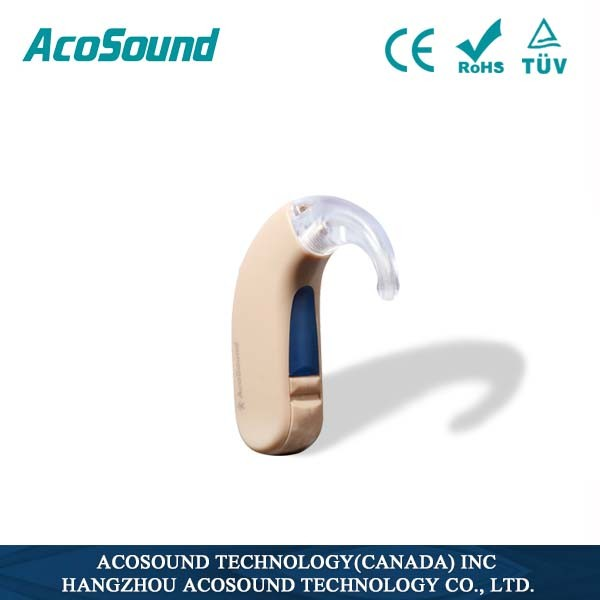 cheap hearing aids for sale BTE hearing aid 4 channels