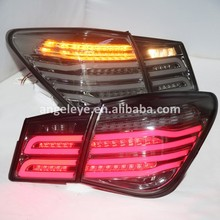 for CHEVROLET Cruze 2009-2013 year LED Rear Light tail lamp for cruze tail lights WH