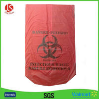 hdpe poly bag pe plastic biohazard specimen bags large resealable plastic bags with waterproof