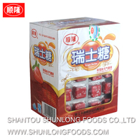 Kids Sweet!320g grape sugus, sweet chewing sugus with great price