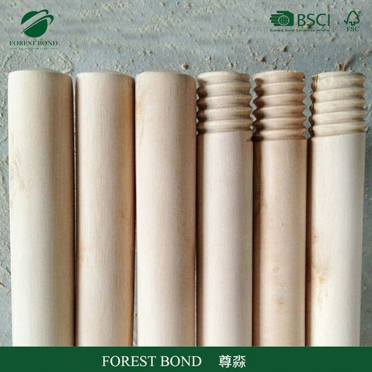 China gold supplier hot sale wooden corn brooms handle