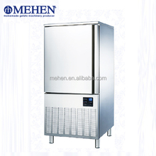 Best quality stainless steel shock freezing commercial blast freezer