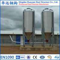 Prefabricated Broiler Poultry Farm Shed Design Construction
