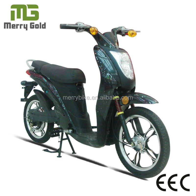 EU market EEC certification pedal assist electric scooter 2 wheel weight capacity 150KG