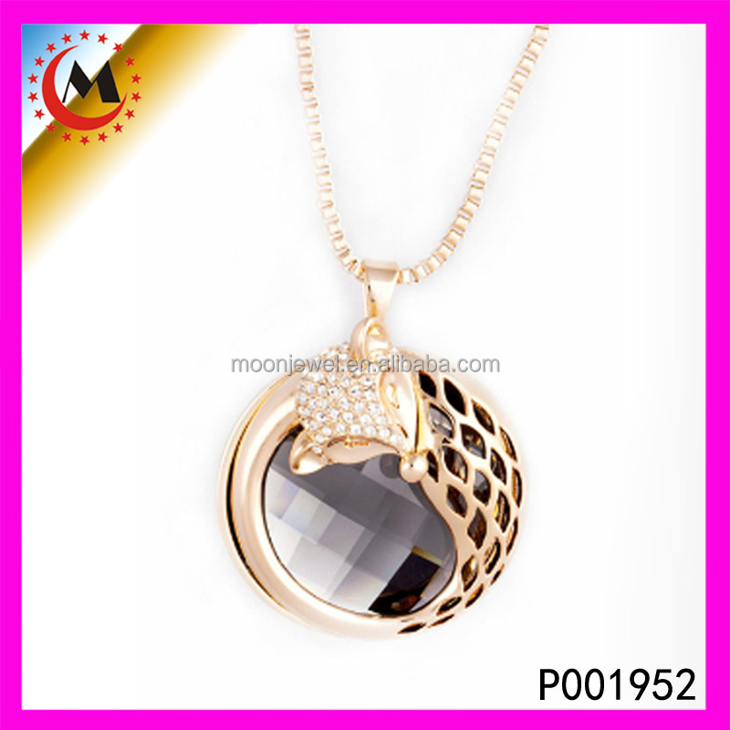 YIWU TOP 10 GORGEOUS BEAUTY FASHION PENDANT IN AAAA CZ FOR GIRL