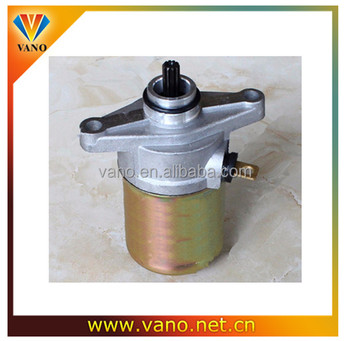 starter motor ,electric motorcycle motor for GY6 150CC