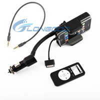 Wireless Car FM Transmitter All-in-1 for Smartphone