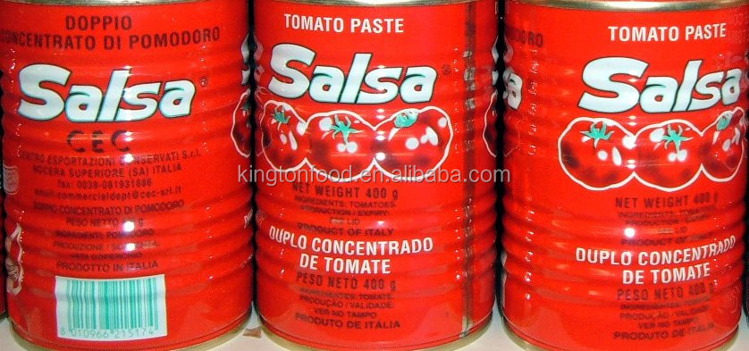 QW HALAL TOMATO SEASONING TOMATO PASTE FOR AFRICA