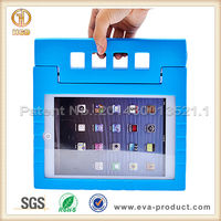For Apple iPad Mini 1 / 2 Soft Protective Kids Plastic Carrying Case
