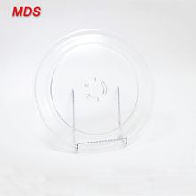 Home appliance microwave oven turntable whirlpool glass plate