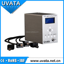 UVATA 4 Channel Fan-cooling UV LED Spot Curing System